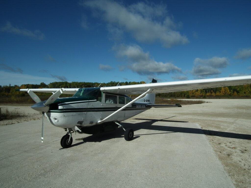 Charter Aircraft in Manitoba